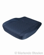 Zitkussen / zitschuim en zithoes ISRI VOLVO FM stof blauw