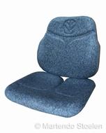 Kussenset tbv Cobo SC74 Origineel New Holland stof blauw NH