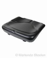 Zitkussen t.b.v. Cobo SC45 PVC zwart met stoelschakelaar