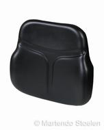 Rugkussen t.b.v. Cobo SC74 PVC zwart