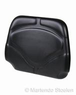 Rugkussen t.b.v. Cobo SC45 PVC zwart