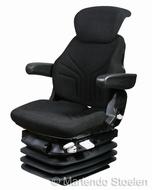Grammer luchtgeveerde trekkerstoel Maximo met rugverlenging