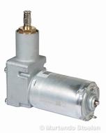 Compressor 12 Volt met rechte insteektule 4 mm.
