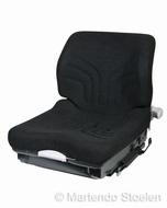 Grammer mechanisch geveerde heftruckstoel MSG20 stof zwart