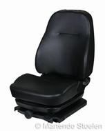 Mechanisch geveerde heftruckstoel KAB SENTINEL PVC
