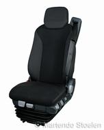 Luchtgeveerde vrachtwagenstoel ISRI 6860.870 NTS - DAF