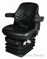 Grammer luchtgeveerde tractorstoel Maximo L/G Comfort PVC
