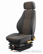 Mechanisch geveerde stoel ISRI 6000.517