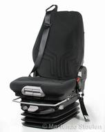 Grammer luchtgev. stoel MSG95AL/732 met 3-punt-gordel  24 V.