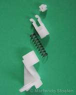 Verstelset voor de regelbare schokdemper MSG95 / MSG97