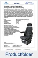 MS90971245351VR-Grammer-MSG97A-Recaro-Expert-M-vlakke-rug-luchtgeveerde-stoel-12V