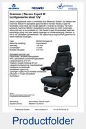 MS90971245351-Grammer-MSG97A-Recaro-Expert-M-luchtgeveerde-stoel-12V