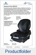 AG1091027 Grammer Primo XM MSG65-521 PVC mechanisch geveerd