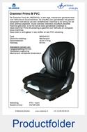 AG1091028 Grammer Primo M MSG65-521 PVC mechanisch geveerd