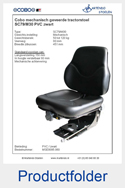 MSE8095060 Cobo PVC mechanisch SC79-M30