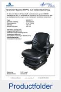 AG143732-Grammer-MSG85-731-Maximo-M-Comfort-mechanisch-geveerd
