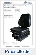 MSE8091189 Cobo PVC mechanisch SC74-M200