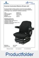 Folder A53067 Grammer Maximo M Basic stof