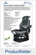 1288547TMSI-Grammer-MSG95AL-731-Maximo-Professional-FENDT-luchtgeveerd