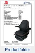 E85221STOFA United Seats met armleuningen