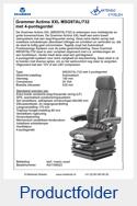 1169023-Grammer-MSG97AL_732-Actimo-XXL-met-4-puntsgordel-luchtgeveerd