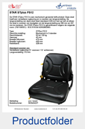 MS54042T-STAR-STPlus-FS12-mechanisch-geveerde-stoel