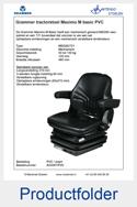 Productfolder A53067PVC Grammer Maximo M Basic PVC