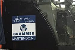Martendo Stoelen | Redactioneel item in Trucks Magazine 12-2018
