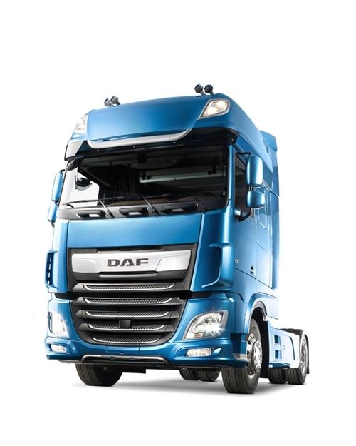 DAF Kussens en Hoezen vrachtwagenstoel