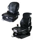 Luchtgeveerde heftruckstoel