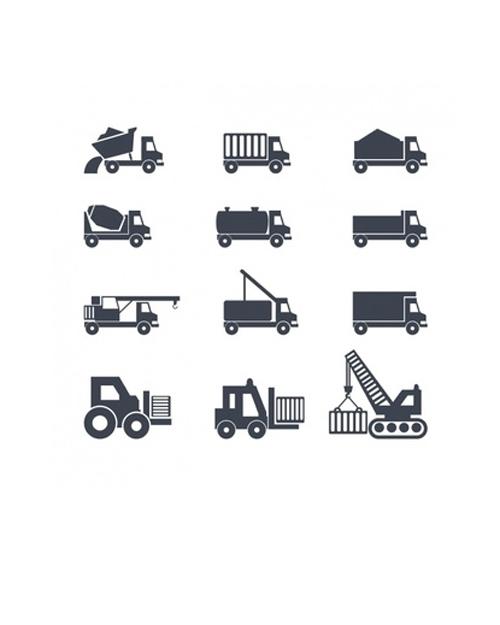 Overige Merken Kussens en Hoezen vrachtwagenstoel